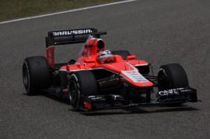 Jules Bianchi China 2013