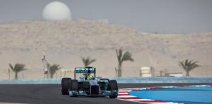 Nico Rosberg Bahrain Grand Prix