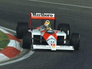 Ayrton Senna 1988 Canada ©Ayrton Senna 1988 Canada ©McLaren