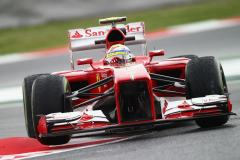 Felipe Massa - Circuit De Catalunya