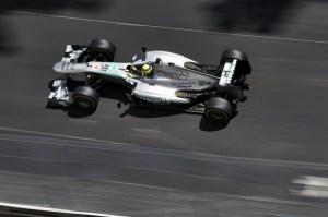 Nico Rosberg © Merceds AMG Petronas