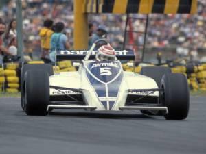 Riccardo Patrese 1982 Monaco Formula 1 © 2013 Silodrome
