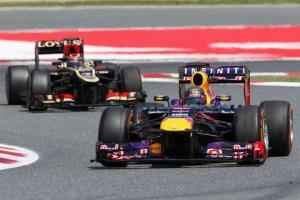 FORMULA 1 - Spain GP