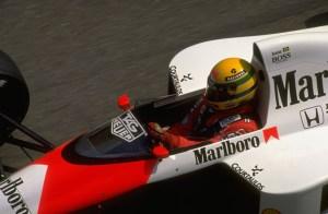 Ayrton Senna Monaco 1988 © McLaren