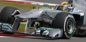 Lewis Hamilton - British Grand Prix 2013