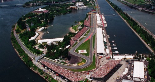 Canada Circuit Gilles Villeneuve Montreal © ScoopWeb