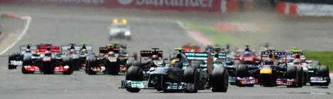 Silverstone GP 2013 © I'm a Die Hard F1 Fan