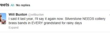 will buxton tweet
