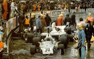 1975 John Player British GP © UCAPUSA