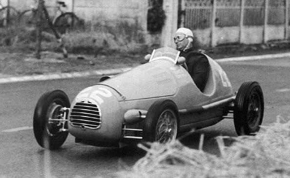 Juan Fangio © Cor Draijer