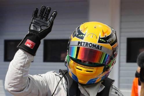 Lewis Hamilton © F1 Around The World