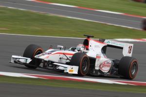 Stefano Coletti - Silverstone © GP2 Series