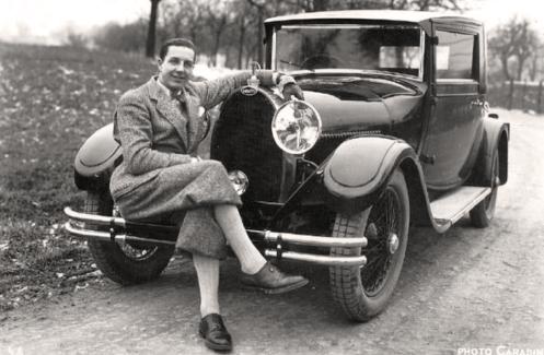 Jean Bugatti ©bugattibuilder.com