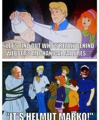 Marko Scooby Doo