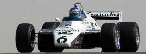 Rosberg in Williams