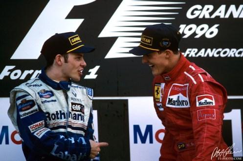 Villeneuve-Schumacher_1996_Belgium