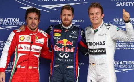 2013 Brazilian GP Pole
