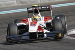 Post-Season Testing Abu Dhabi 2013, Yas Marina, ART Grand Prix, Arthur Pic