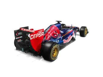Suderia Toro Rosso STR09