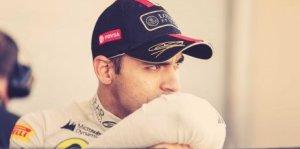 Bahrain 2nd test 2014 - Madonado