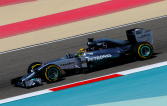 Bahrain - Hamilton 2