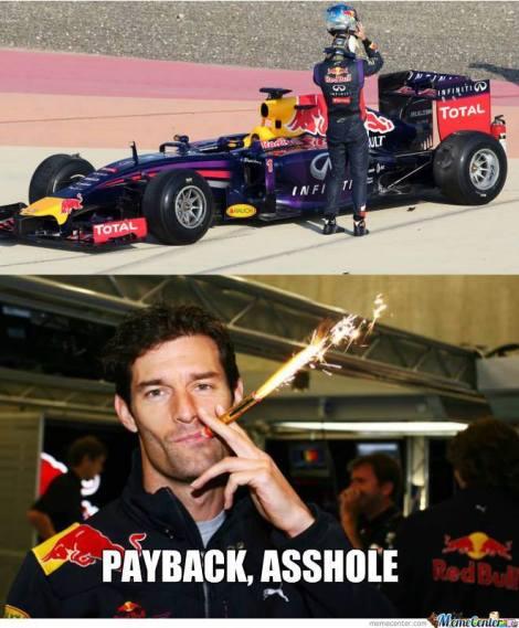 Bahrain - Mark Payback