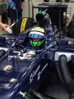 Bahrain - Massa pit 2