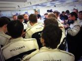 Bahrain - Williams Team Briefing