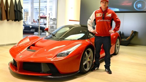 Kimi Ferrari