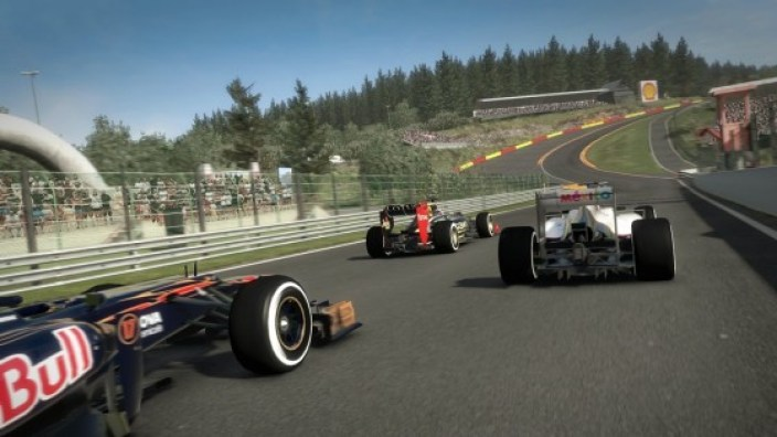 Close racing is harder than it looks...