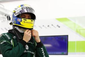 Bahrain 2nd Test - Day 3 - Marcus Ericsson