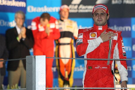 It was heartbreak for Felipe in 2008, but can he make up for that in 2014?