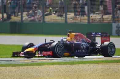 Sebastian Vettel Red Bull Racing