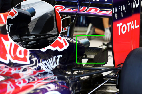Picture 19 - Red Bull RB10 monkey seat