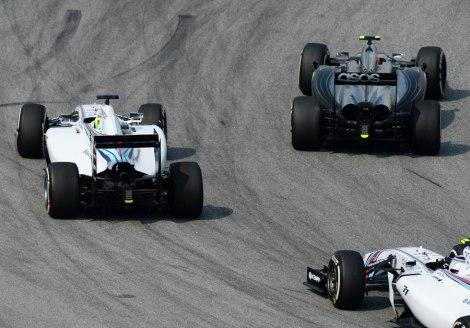 Malaysia Williams McLaren