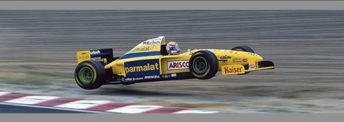 Forti flying