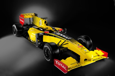 2010-Renault-F1-R30