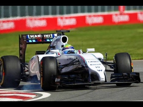#F1 Polls: FORMULA 1 GRAND PRIX DU CANADA 2014 - Felipe Massa