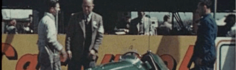 Joe Kelly at the 1950 British Grand Prix