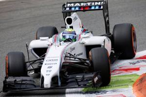 2014 ItalianGP - Felipe Massa