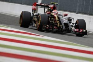 2014 ItalianGP - Pastor Maldonado