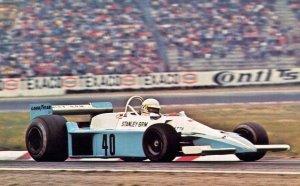 Teddy Pilette - BRM P207 - 1977 Hocheheim