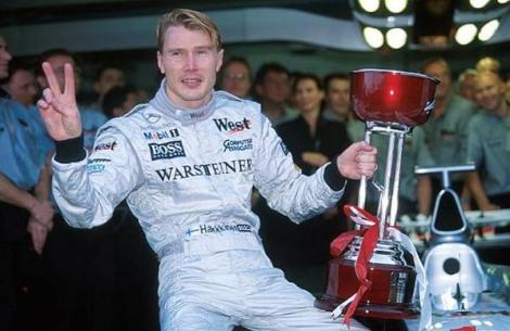 1999 Mika Hakkinen