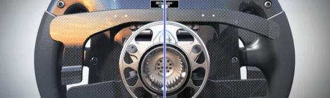 Mercedes AMG Steering Wheel