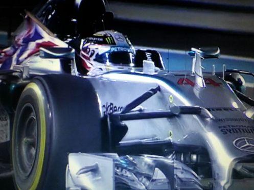 Lewis Hamilton - 2014 Drivers World Champion