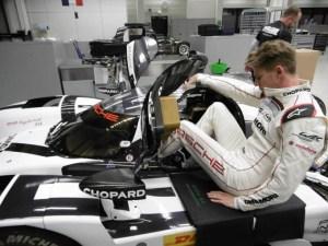 Nico Hulkenberg Porsche LMP1 RX 680 2