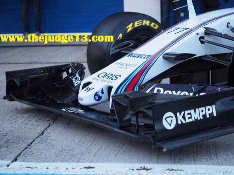 FW37 front end
