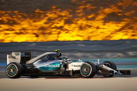 Nico Rosberg - 2015 Bahrain