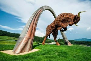 bull statue lewisf1blogspotcom
