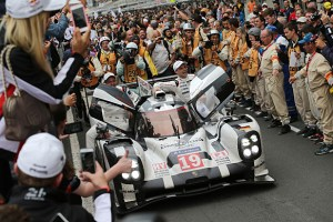 Motor Racing - Le Mans 24 Hours Race - Le Mans, France
